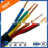 Shielded or Unshielded Flexible Copper Multicore Electrical Cables and Wires                                                                         Quality Choice