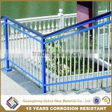 Security high-quality Assembled Aluminum Security Railings for outdoor stairs price