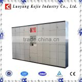 Plastic logistic parcel delivery locker electronic locker rfid locker coin locker made in China
