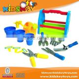 2015 NEW item summer beach toys garden series outdoor beach tool for kids