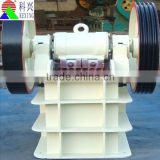 Durable small metal crusher with high chromium jaw plate