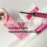 New makeup product Lotus Lash eyelash growth serum / eyelash enhancer liuqid OEM private label service