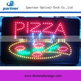 2014 Customer Commercial LED Pizza Sign