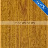 HM-1001 Waterproof and wooden design pvc flooring