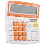 Scientific calculator,big keyboard calculator with 112 steps