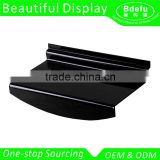 Wholesale black plastic rack shoe display for slatwall                                                                         Quality Choice
