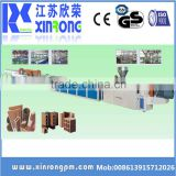 China supplier wpc board machine manufacturers/production line