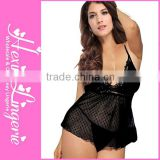 Popular style suit for fat women sexy lingerie with unique design plus size xxxl babydoll