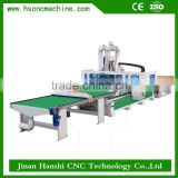 automatic uploading wood furniture manufacture line HSA1325 New Condition CNC Milling Machine