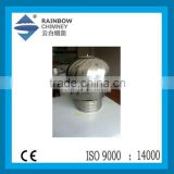 Stainless steel chimney cowl chimney cap