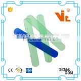V-GF16-13 Medical consumables colored disposable plastic sterile tongue depressor for children