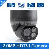 4mm Fixed Lens 2.0MP Security HD TVI Outdoor With 30m IR Range HD CCTV Dome Camera Colour Black                                                                         Quality Choice