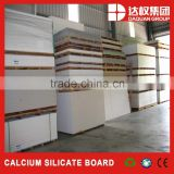 9mm Top Quality Standard fire resistance Calcium Silicate Board Supplier with CE certificate