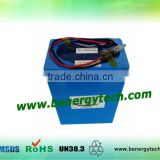 48v 20Ah lifepo4 power battery pack factory for wheelchair and storage system