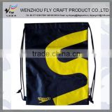 Bottom price promotional drawstring poly bag for plants