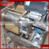 Hot sale fish meat bone separating machine 0086 13721438675