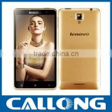 Original Lenovo S8 S898T Golden Octa Core MTK6592 Android 4.2 Smart Phone 5.3 inch 2GB RAM 16GB ROM 13MP GSM