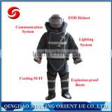 Whole body protect aramid EOD suit/Bomb disposal suit/Disposal explosion proof Eod suit