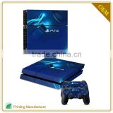 Custom Game Skin Stickers For Playstation 4 PS4 PS3 Console Super Slim Factory