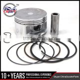 69MM Piston Ring Kit for Roketa MC-54 250B LINHAI YP250 VOG250 250CC Majesty 4HC Tank Touring ATV Buggy Scooter Parts