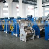 sheep raw wool clothes jeans commercial laundry machinery