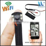 Wifi OEM IP Wireless DIY Module HD Home Security Camera Spy Hidden For Android iOS