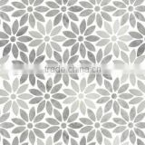 Christmas promotion carrara white flower marble mosaic