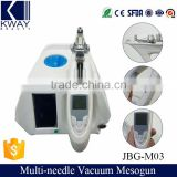 Korea Technology Mesotherapy Gun Mesogun Vital Injector Machine with Needles