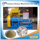 corn snack extruder for animal food making machine