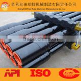 API 5DP drill pipe drilling pipe drilling rig spare parts drilling rods oil pipe Sinopec and CNPC regeisted manufacturer