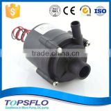 Circulation DC brushless 12v 24v Water chiller pump for temperature calibrators