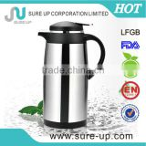 s/s glass liner vacuum pot,practical tea pots,hotel thermos coffee pumping jug(JGBO-A)