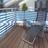HDPE virgin anti UV balcony factory sun shade sail