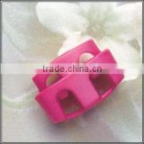 Plastic cord end