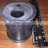 Double Hole Rubber Grommet, Barrel Cushions for feeder, coax, coaxial, optical fiber cables