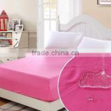 fitted sheet waterproof microfiber cotton mattress protector