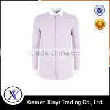 Professional OEM Factory Supply Custom Cotton Brand Name Men Dress Shirts