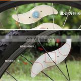 new item good promotion gifts led outdoor bicycle light