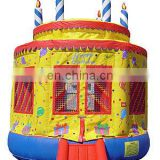 guangzhou air bouncer inflatable trampoline for birthday party