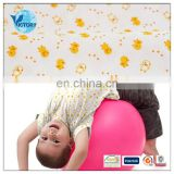 Super Soft knitted Printted Interlock Fabric For Baby