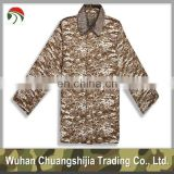 TCN digital camouflage officer military winter jacket