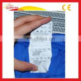 Hot Sale High Quality Cheap Garment Label
