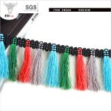 New fashion bright shine Tassels accessories, Fringes trimmings wholesale, widely used special lace