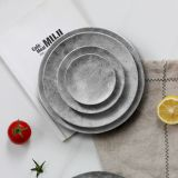 wholesale modern bone china dinner plate set from China