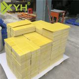 Cartons packed Yellow epoxy plate temperature-resistant sheet