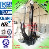 JIS stockless  Anchor 4890KG  with class certificate.