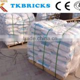High strength abrasion resistant refractory castable for rotary kiln