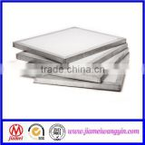China Supply Product 40*40 1.4mm wall thickness Aluminum Silk Screen Printing Frame/Aluminum Printing Frame With Mesh