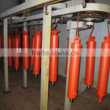 30 ton double acting welded hydraulic cylinder for wood splitter