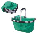 Hot selling Oxford Foldable Wholesale Picnic Basket Shopping Basket